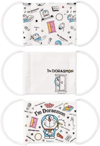 Child Gauze Mask Doraemon Tool