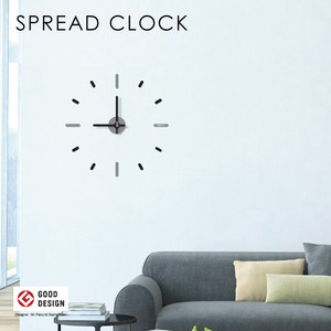 SPREAD CLOCK
