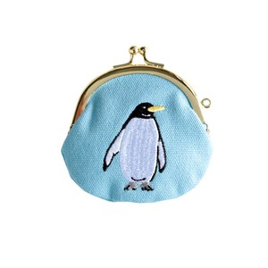 Coin Purse Pouch Penguin