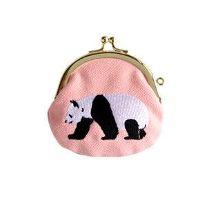 Coin Purse Pouch Panda Bear