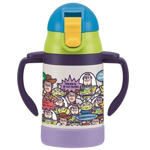 Baby Product Both Hands Straw Stainless Mug Toy Story