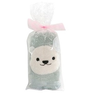 Animal Face Towel Polar Bear