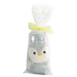Animal Face Towel Penguin
