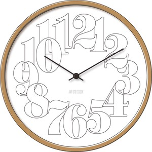AMP-STD-CLOCK CARVING SERIES C038