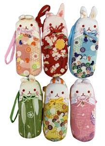 Rabbit Eyeglass Case