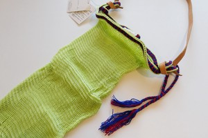 Hammock Stretch Bag Hand Knitting