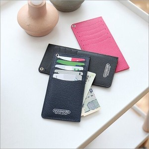 HANSMARE SECOND WALLET カードケース 本革