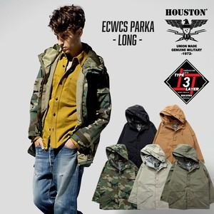 【2020秋冬新作】【HOUSTON】ECWCS PARKA LONG