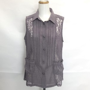 For Summer Lace Vest