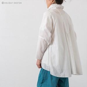 <即納>片手で着られるジャケット(カディ)