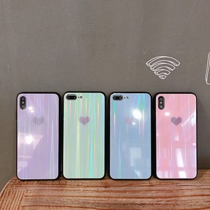 Case Glass Case Smartphone Case Case Portable Cover Back Cover iPhone