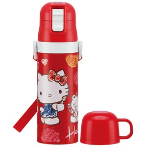 Cap Stainless bottle Hello Kitty Sketch