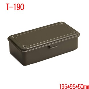 [ 2020NewItem ] TOYO Steel Color Trunk Tool Series Military Green