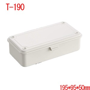 [ 2020NewItem ] TOYO Steel Color Trunk Tool Series White