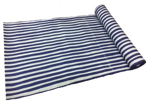 Japanese yukata fabric(striped) blue