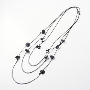 """2020 New Item"" Circle Triple Necklace"