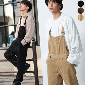 A/W Unisex Parent And Child CORDUROY Overall Overall