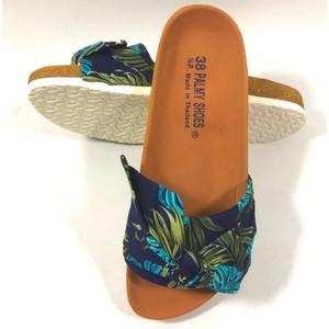 Hawaii Ladies Sandal Navy Blue