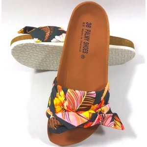 Hawaii Ladies Sandal Pink Orange