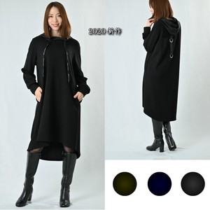 [ 2020NewItem ] A/W Reservations Orders Items Cardboard Box Hoody Long One-piece Dress