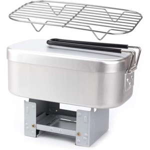 3-unit Set 4-unit Set Universal Square Shape Cooker Cooker
