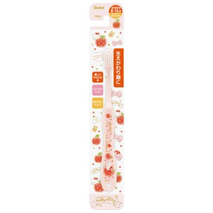 Toothbrush Student Hello Kitty Happiness Girl