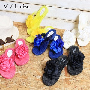 Flower Sandal Flip Flop Tong Sandal Shoe Shoes