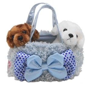 Toy Poodle Soft Toy