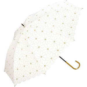 Party Stick Umbrella Sunshade All Weather Umbrella Light Shielding Margaret Lace 8 Pcs