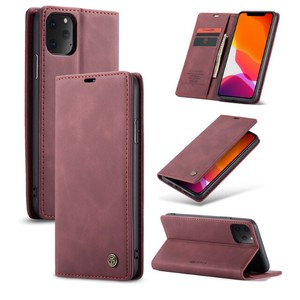 iPhone Case Notebook Type iPhone Cover Wallet Magnet Effect Card Storage