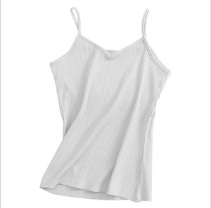 S/S Model For women Tank Top Base Shirt