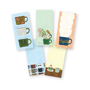Midori Asano Mino‐washi Japanese Paper One-stroke Note - My favorite mugs