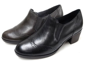 Cow Leather Pumps