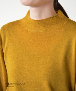 Washable wool Knit  pullover