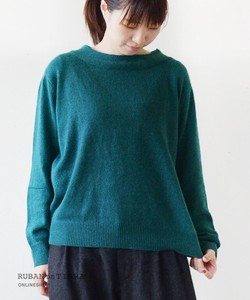 Raccoon knit  hight neck P/O