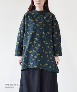 Thousand plants EMB  tunic