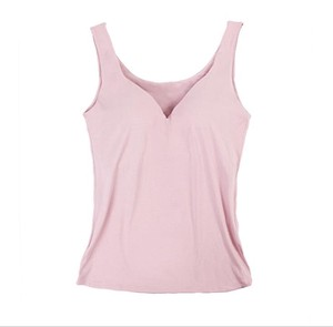 S/S Ladies Pad Vest Base Shirt