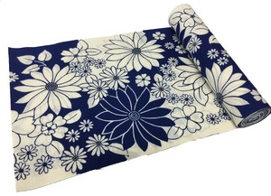 Japanese yukata fabric(chrysanthemums)
