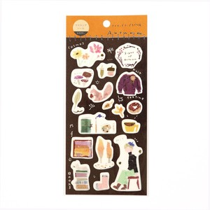 Masking Sticker Autumn