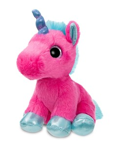 Hot Pink Soft Toy