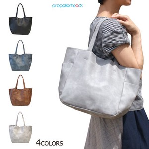 Synthetic Leather Tote Bag