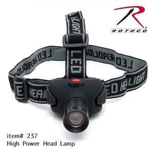 Head Lamp Head Light Light Lamp LED Disaster Prevention Bicycle