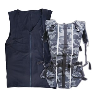 Countermeasure Human Air conditioner Cooling Vest Undergarment A3 Set