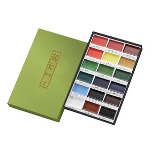 KURETAKE 18 Colors Set