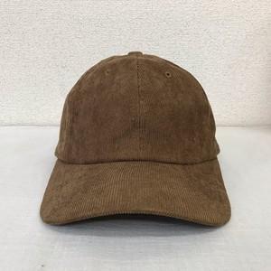 【M】【秋冬帽子】婦人帽子 レディース CAP コーデュロイ サイズ調節可