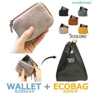 Eco Bag Artificial Leather Wallet