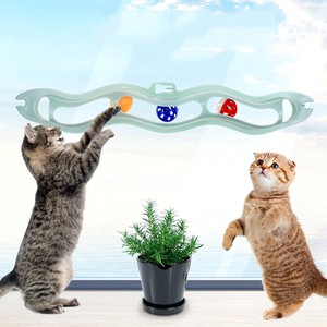 [ 2020NewItem ] Cat Toy Rotation Soft Toy