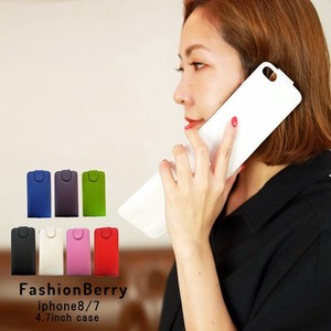 Sold Out [ 2020NewItem ] iPhone Fake Leather Notebook Type Case