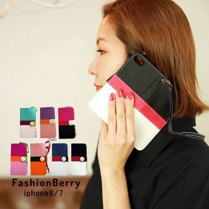 Sold Out [ 2020NewItem ] iPhone Strap Notebook Type Case
