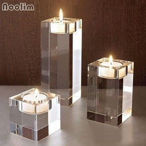 [ 2020NewItem ] Candle Wedding 3 Pcs Set